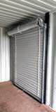 insta steel slat roll up door